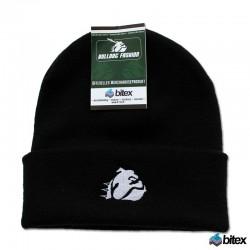 Beanie Mütze in schwarz