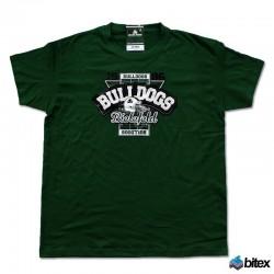 "Herren T-Shirt ""Field"" in grün"