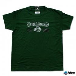 "Herren T-Shirt ""1986"" in grün"